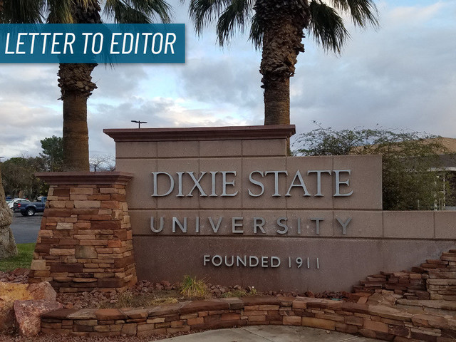 Letter to the Editor: What 'Dixie spirit' really means