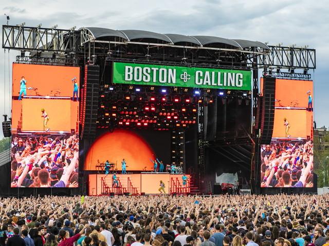 Boston Calling Announces 2020 Headliners