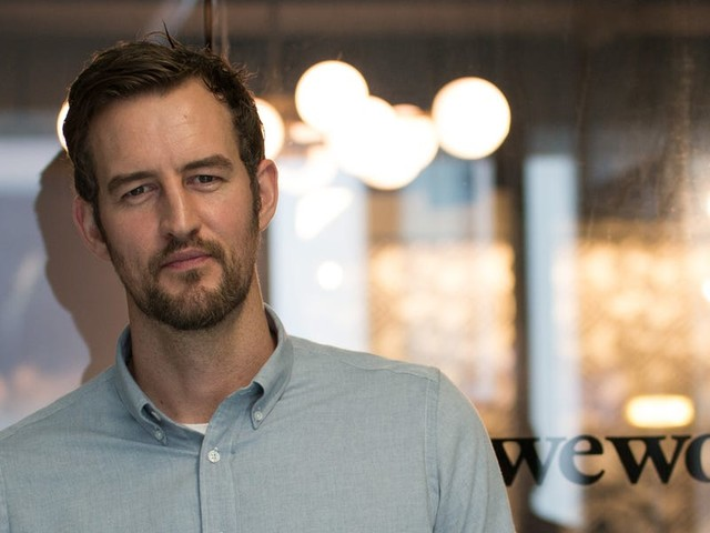 WeWork's other founder, Miguel McKelvey, is leaving the embattled office company — and his job as chief culture officer won't be replaced