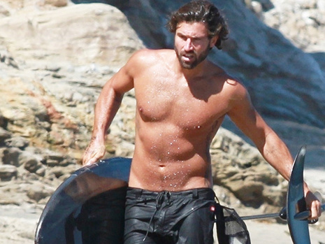 Brody Jenner Looks Buff While Surfing In Malibu & 19 More Pics Of Shirtless Hunks