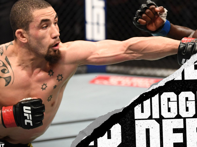 UFC Vegas 24 Preview: Does Whittaker get a title shot with a win over Gastelum?