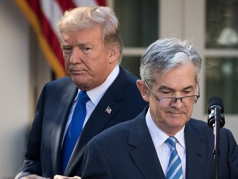 "Trump Says Discussed ""Negative Rates"" In Unscheduled Monday Meeting With Chair Powell"