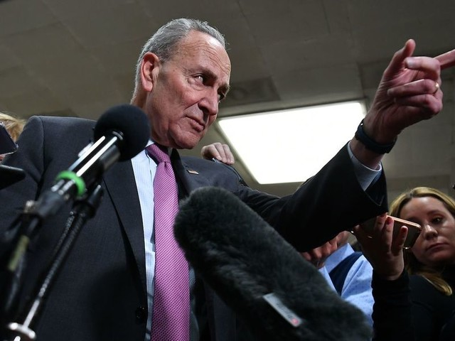 'Off the table': Chuck Schumer torpedoes idea of Biden-Bolton impeachment witness trade