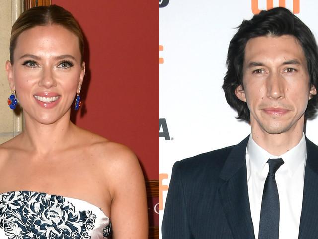 Scarlett Johansson & Adam Driver Bring 'Marriage Story' to TIFF 2019