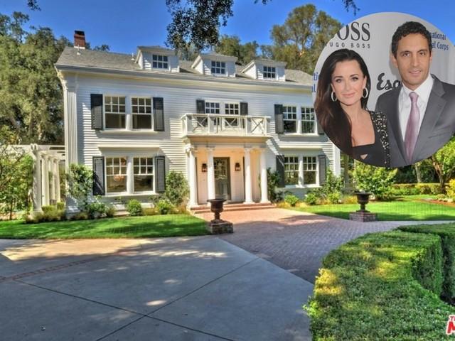 Kyle Richards' And Mauricio Umansky's New House ($8.2M)