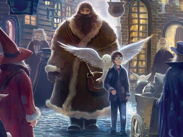 J.K. Rowling and Wizarding World launching a new initiative for young readers
