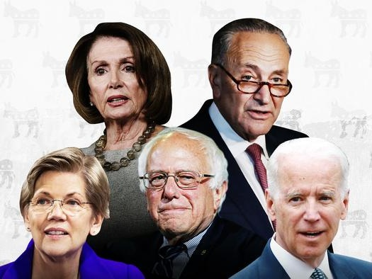 Victor Davis Hanson: These Aren't The Democrats Of Old