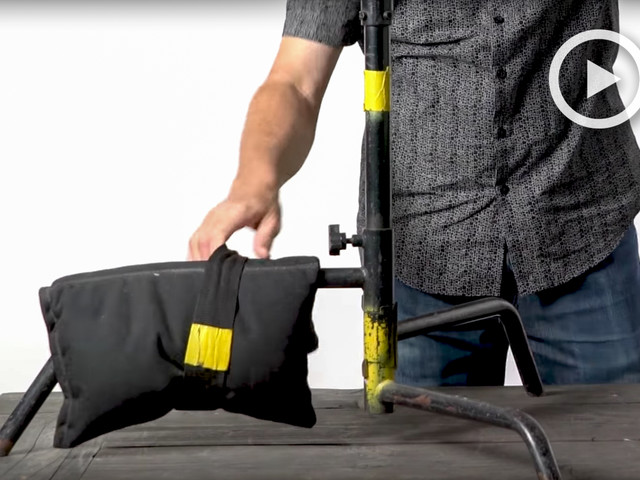 Quick Gear Tip | How To Maximize Your C-Stand