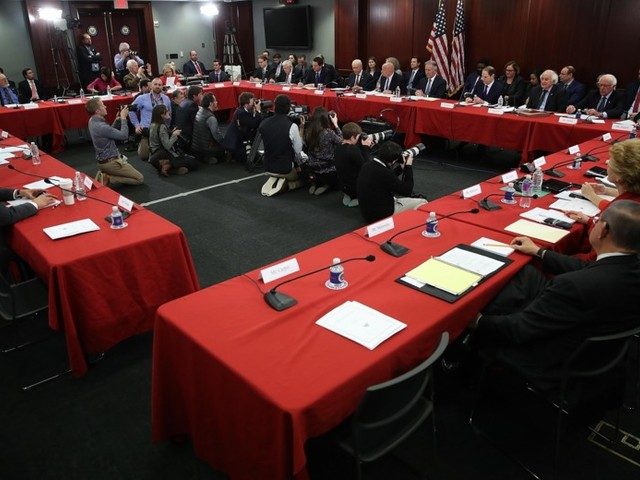 Conference Committee Finally Meets, After Tax Deal Is Settled