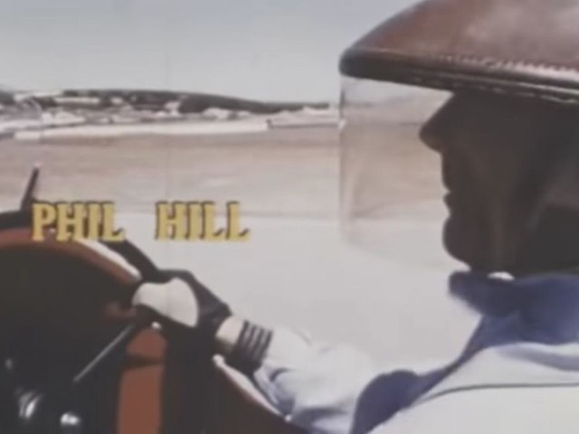 """""""It made me as a person"""" – Phil Hill on his racing career and behind-the-wheel philosophy"""
