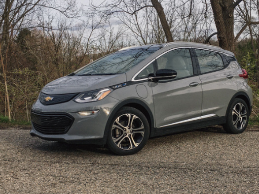 GM Issues Second Recall In A Year For Chevy Bolt After Battery Fires