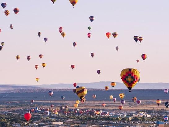 You Can Now Rent a Hot Air Balloon Through Uber