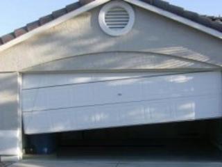Potential Causes of a Garage Door Fallen Off Track