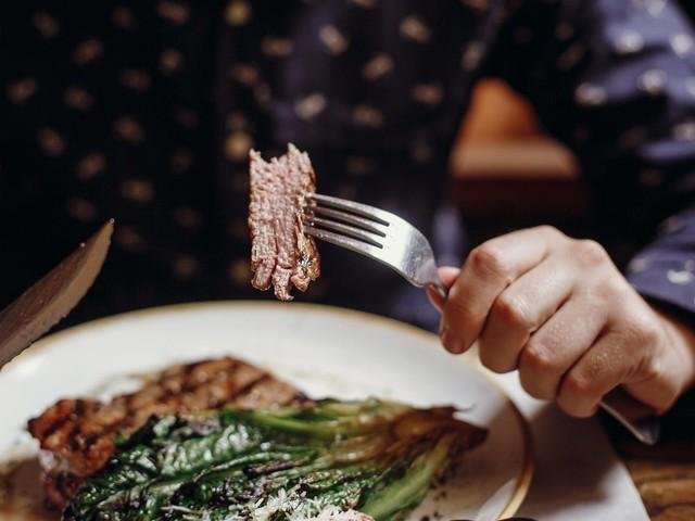 Weak associations from new meat study grab headlines