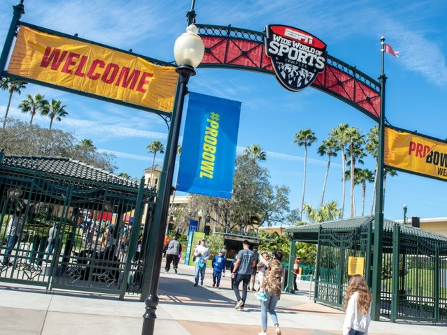 NFL Pro Bowl Week Activities Start Wednesday at Walt Disney World