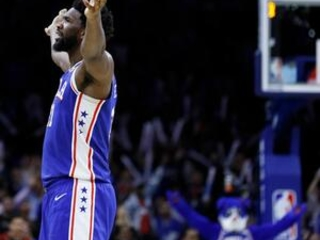 Embiid leads 76ers past Nuggets to stay perfect at home