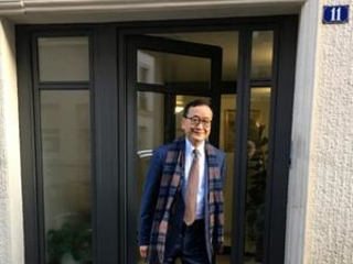 The Latest: Thai Airways says Sam Rainsy had no booking