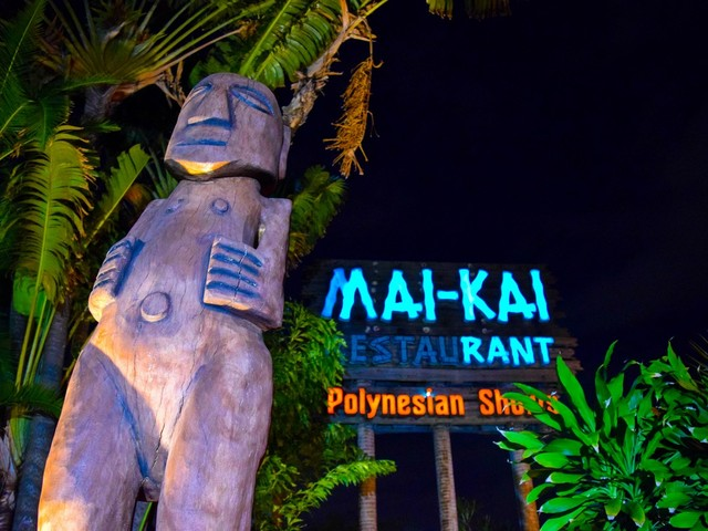 The Mai-Kai Restaurant and Polynesian Show review
