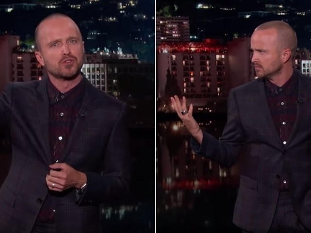Whoa - Aaron Paul Just Recapped the Entire Breaking Bad Series in Under 3 Minutes