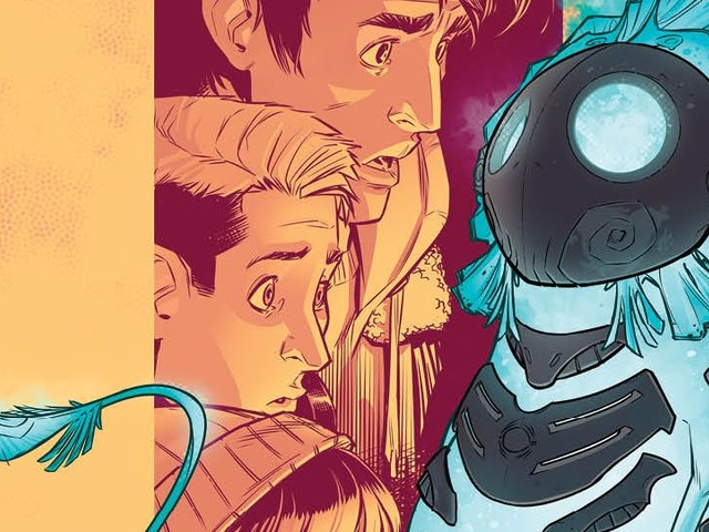 Your First Look at ALIENATED #2 From BOOM! Studios