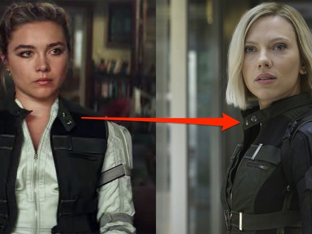 10 details you may have missed in the first 'Black Widow' movie trailer