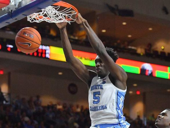 Nassir Little NBA Draft Projections: Mock Drafts for UNC Guard