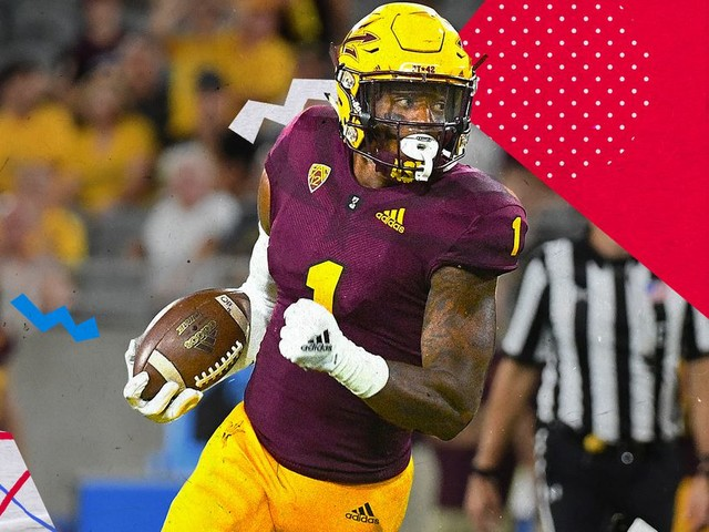 Why N'Keal Harry is *my* favorite wide receiver of the 2019 NFL Draft