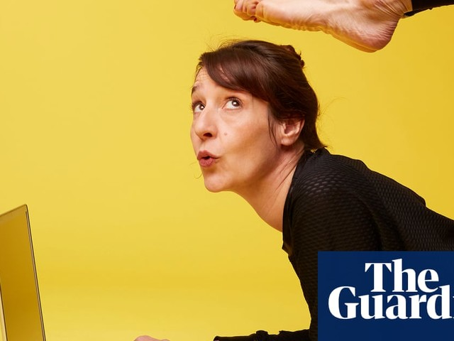 Fit in my 40s: I'm doing yoga at home. It's free, but can I ignore the carpet stains? | Zoe Williams