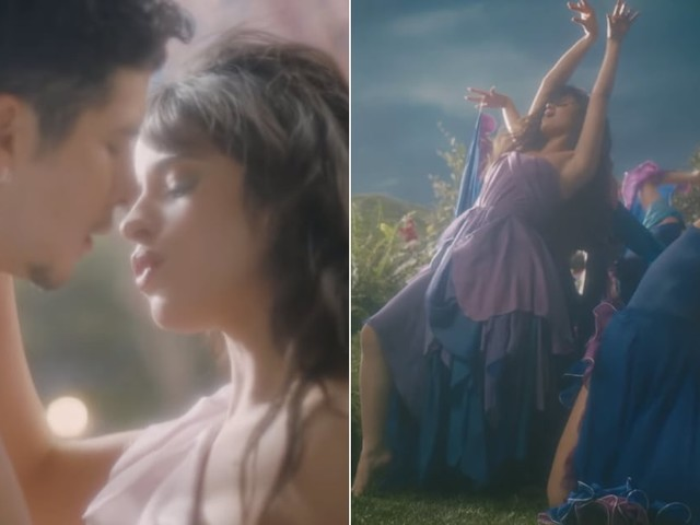 """Camila Cabello Makes Love Look Like a Renaissance Painting in Her """"Living Proof"""" Video"""