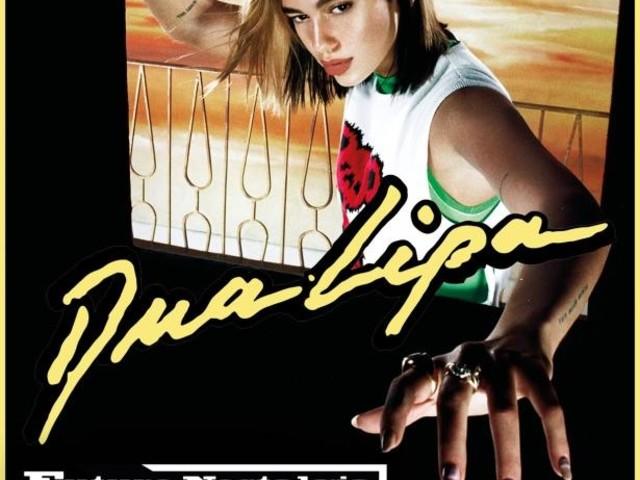 Dua Lipa reveals new album Future Nostalgia, UK arena dates