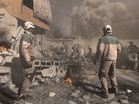 "'White Helmets', Gas Attacks, & Evil Russians: Is The New ""Call Of Duty"" Video Game Pure CIA Propaganda?"