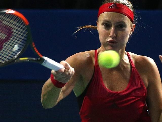 Kristina Mladenovic, CoCo Vandeweghe lose opening matches at Kremlin Cup