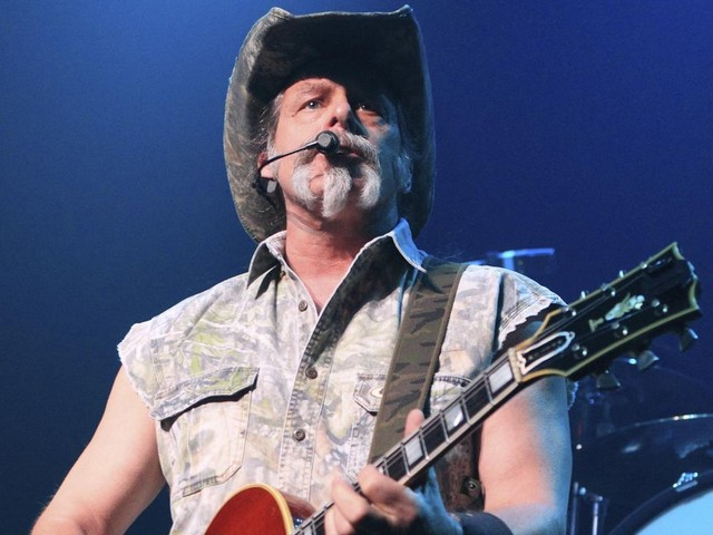Ted Nugent resigns from NRA board after 26 years, citing 'scheduling conflicts'