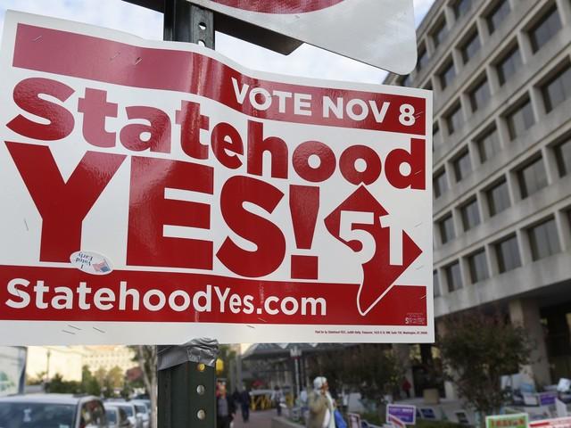 Majority of Americans oppose D.C. statehood: Poll