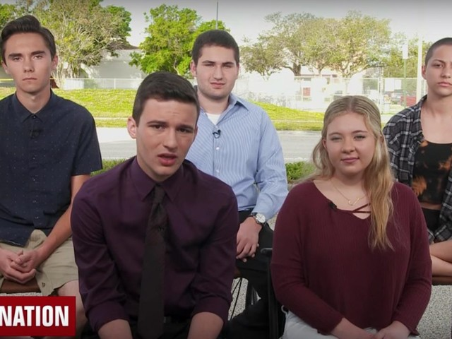Parkland students lash out at Trump, NRA on Sunday talk shows: 'You sicken me'