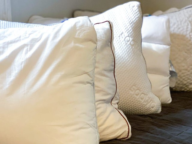 The best pillows for your bed