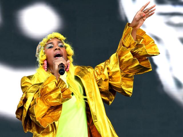 Santigold on living the legend of Afropunk: 'I feel like an OG'