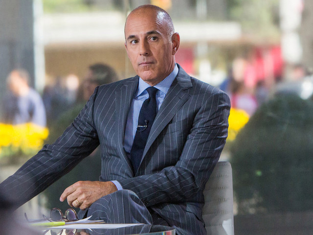 There's 'no way' Matt Lauer is thinking about a TV comeback