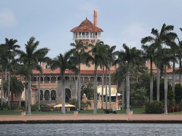 Woman arrested at Mar-a-Lago to remain jailed; judge says she was 'up to something nefarious'