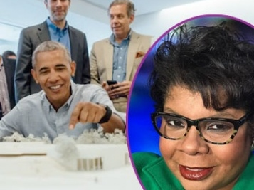 POLITICAL FAB: April Ryan Asks Trump To His Face, 'Are You Racist?' + Obama's Library Gets A Lit Makeover + Senators Kamala Harris & Cory Booker Make History