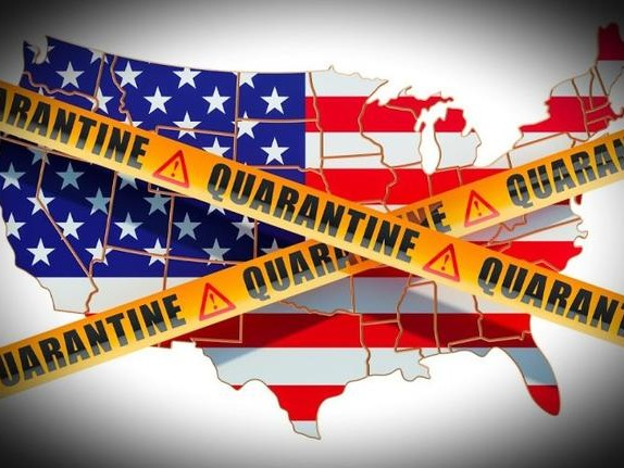 When Will Authorities 'Lockdown' America (& How Long Will Quarentine Last)? Here's What The Patterns Show Us