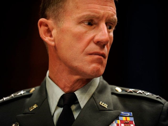 Former U.S. commander calls Trump dishonest and immoral