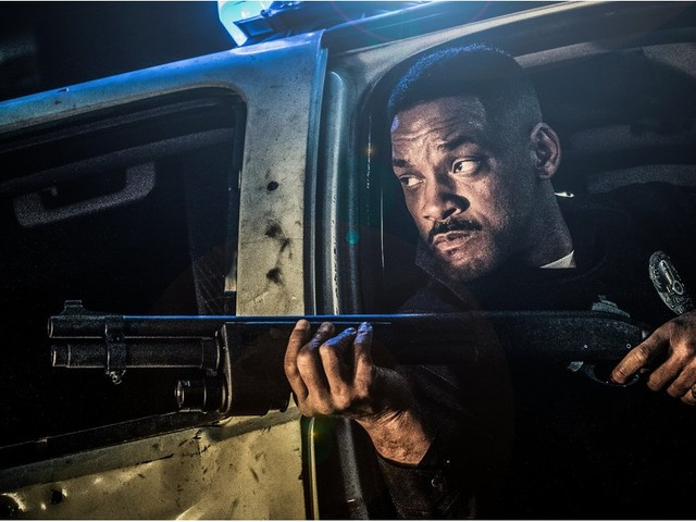 Will Smith and Joel Edgerton's Buddy Cop Movie Is Unlike Anything You've Ever Seen