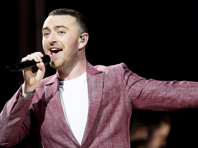 Sam Smith Is Having a 'Hot Girl Summer' in New Shirtless Instagram Pic