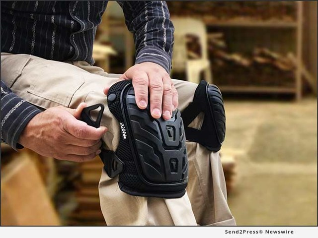 Heavy Duty Gel Knee Pads for Work Can Save Your Knees