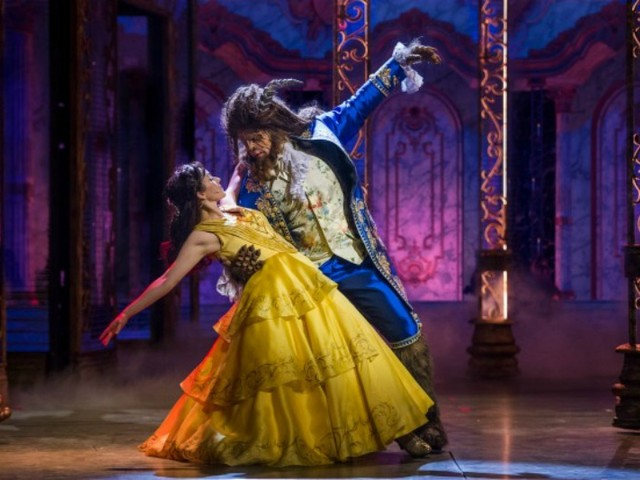 Sneak Peek at Additional Beloved Scenes From 'Beauty and the Beast' Aboard the Disney Dream