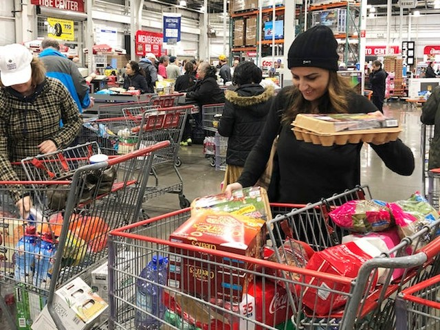 Costco is poised to dominate amid heightened panic over the coronavirus outbreak, UBS says (COST)