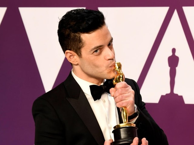 Rami Malek Lived His Best Life at the Oscars - Here Are 78 Photos to Prove It