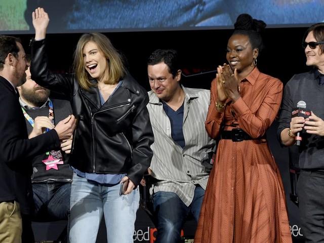 Maggie Rhee Will Rejoin the Zombie Apocalypse in The Walking Dead Season 11
