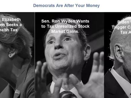 Mish: Here's The Many Ways That Democrats Are After Your Money